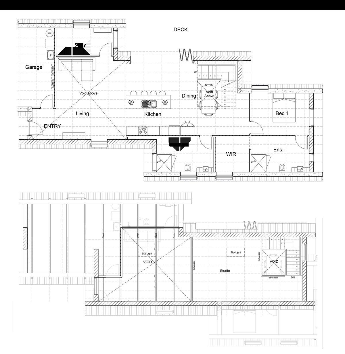 ambition floorplan and design