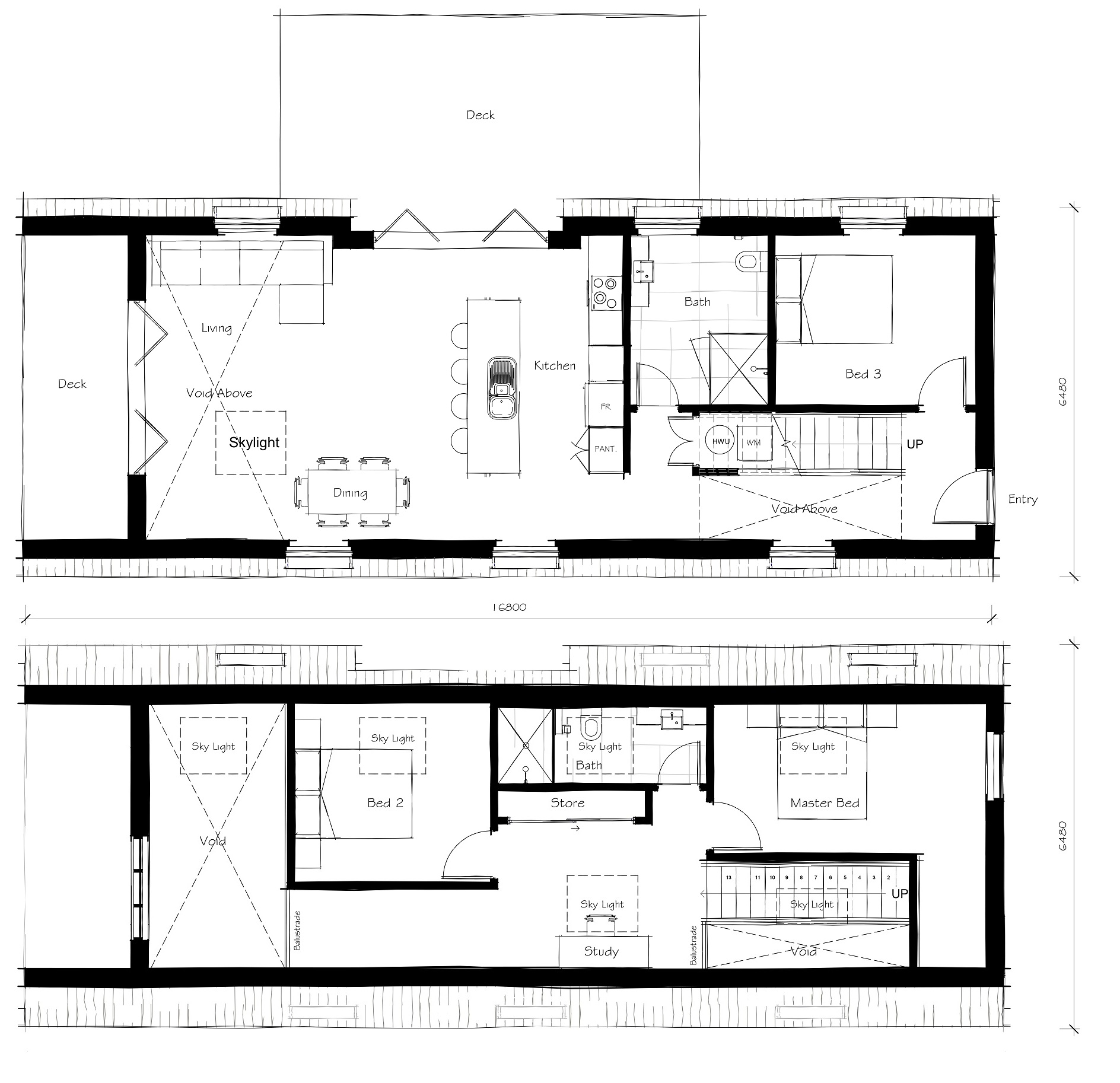 ambience floorplans and design