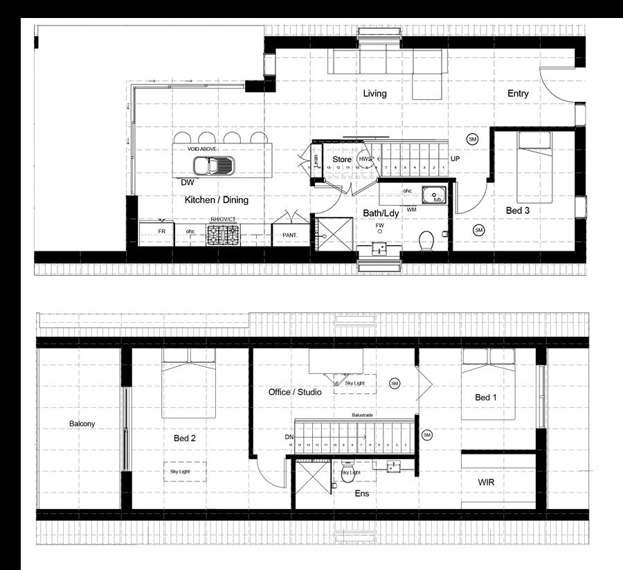 serenity floorplans and design